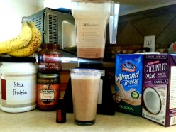 DoTerra Essential Oil: On-Guard Protein Shake