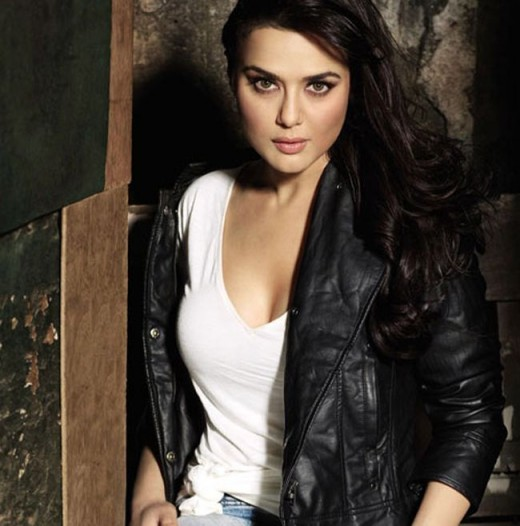 Preity Zinta - Bollywood Actress