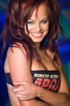 Christy Hemme - Former TNA Knockout