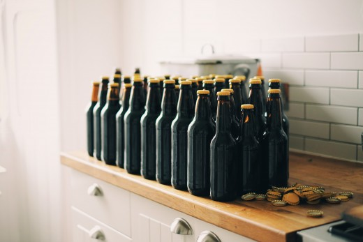 Bottle Conditioned Home Brew