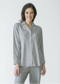 Practical sleepwear like this is great for anyone with a chronic illness.