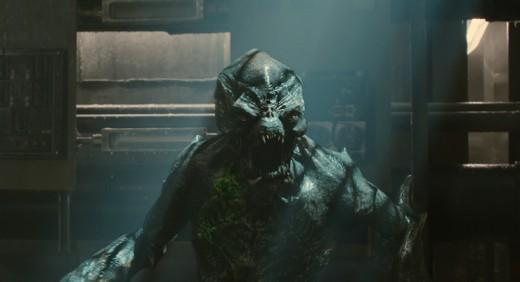 The Watch - Reptilian Alien