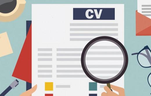 how to write a cv profile