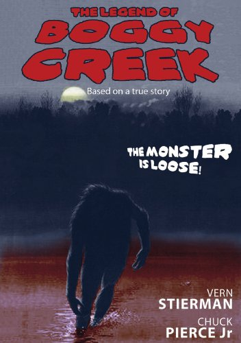 The Legend of Boggy Creek eleased in 1972 tells about a small town in Arkansas who fear a beast called Bigfoot.