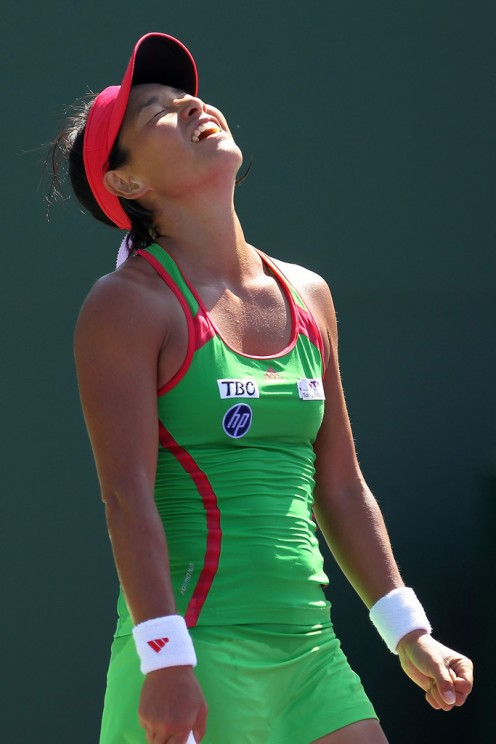 At the Sony Ericsson Open Key Biscayne, Florida.