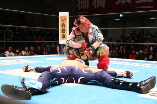 Victorious Kamaitachi is victorious