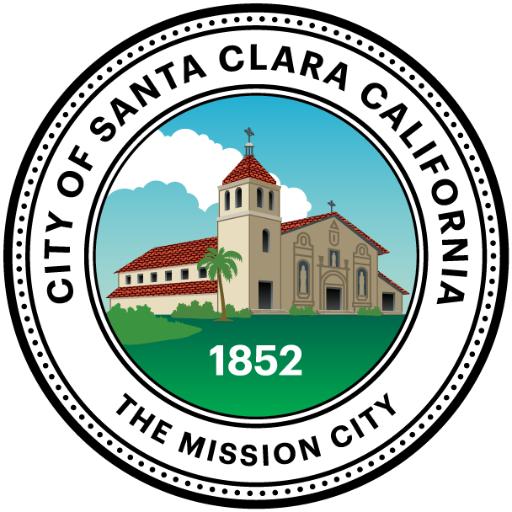 This is Santa Clara CA's official seal