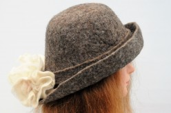 How to Wet Felt a Hat on a Multi-Way Bell Hat Shaper