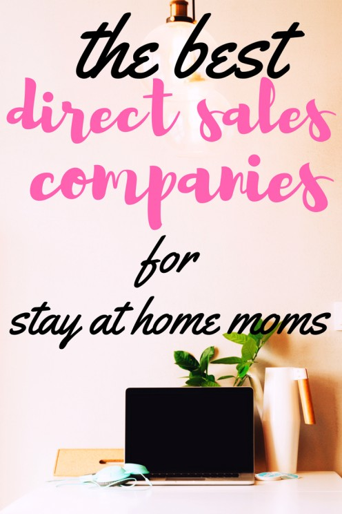 The Mommy Lyfe: The Best Direct Sales Company Jobs for Stay at Home Moms