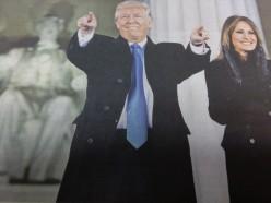 In the Campaign Mode, Still: fighting the media: President Trump
