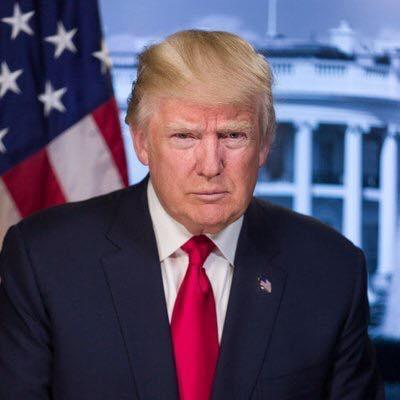 New President Donald John Trump