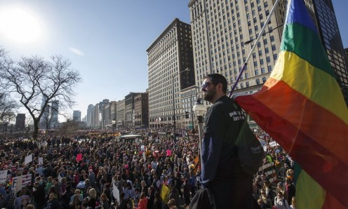 Democrats Risk Further Decline in Relevancy with Mass Protests