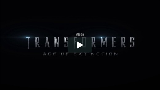 Transformers: Age of Extinction - starring Mark Wahlberg