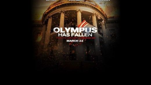 Olympus Has Fallen - starring Gerard Butler