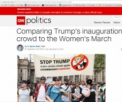Massive Trump Protests – What is Supporting This Phenomenon?