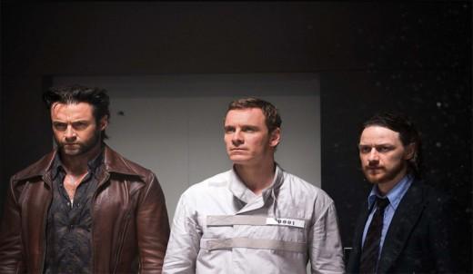 X-Men: Days of Future Past - starring Hugh Jackman