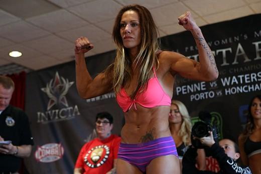 "Cristiane ""Cyborg"" Justino - MMA Women"