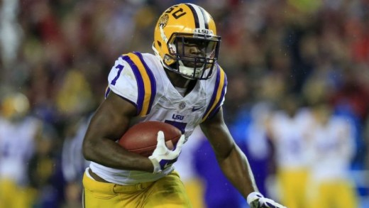Leonard Fournette, RB, LSU