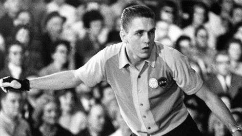 Billy Hardwick, Hall of Famer Bowler