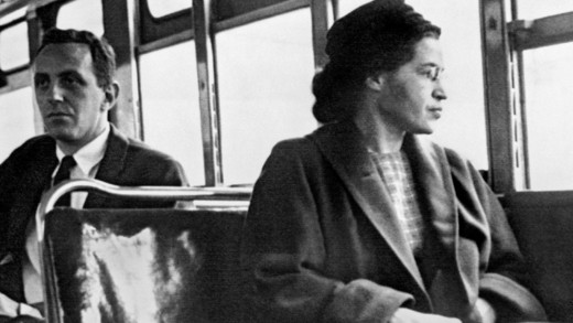 "Activist, Rosa Louise McCauley Parks was an American civil rights activist, whom the United States Congress called ""the first lady of civil rights"" and ""the mother of the freedom movement"". Her birthday, February 4, and the day she was arrested, Dece"