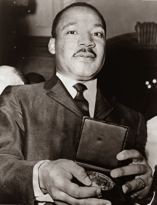 He had a dream that came true but was assassinated before he could see what he and others in the movement accomplished. Yes We Can and Yes We Did!