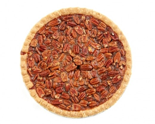 One of my favorite pies is the yummy pecan pie, loaded with fresh pecans!