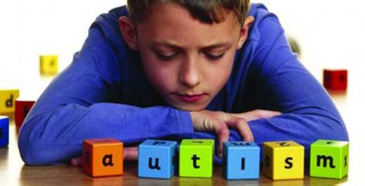 An autism patient