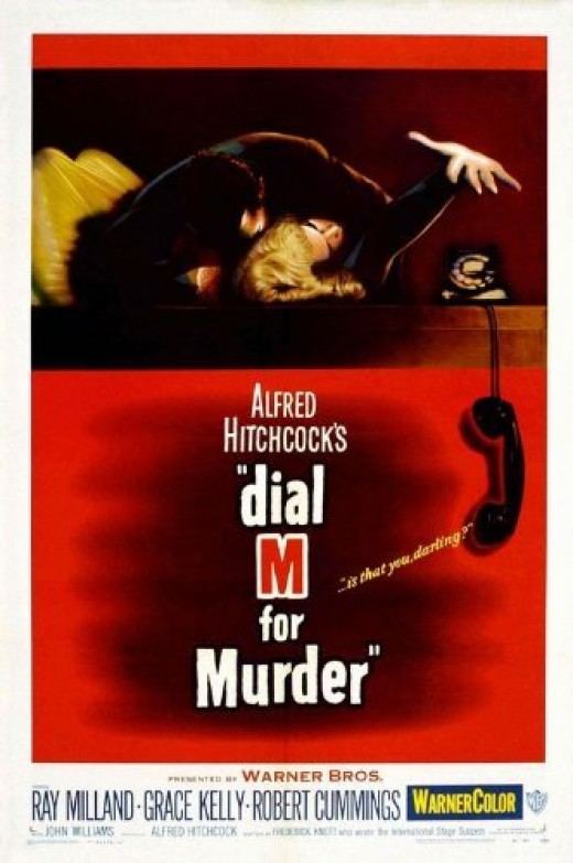 """Dial """"M"""" for murder"""