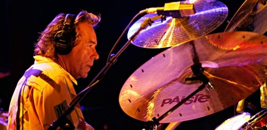 Nigel Olsson, Born: Feb 10, 1949 Wallasey, UK Drums, Tambourine, Backing Vocals