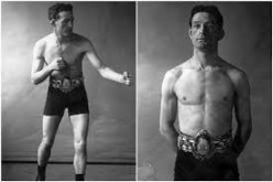 Jim Driscoll was a number one ranked featherweight, during his prime fighting legends such as Abe Attell and Freddie Welsh.