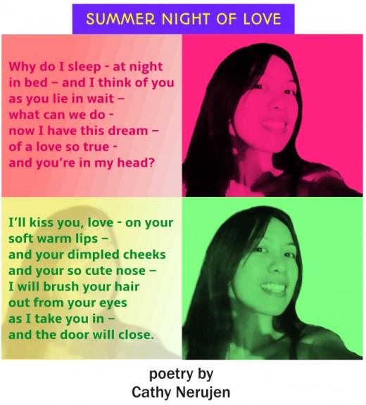 Poem: Summer Night Of Love