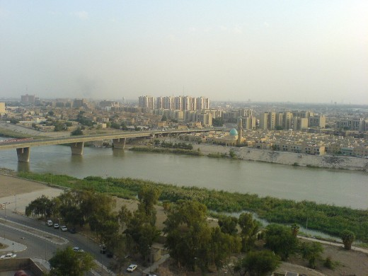 Iraqis say it's the most Beautiful city on earth