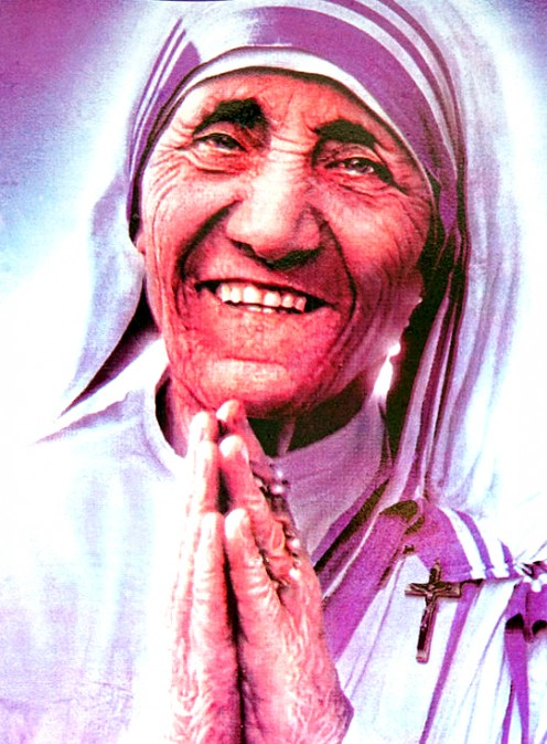 Mother Teresa, icon of compassion