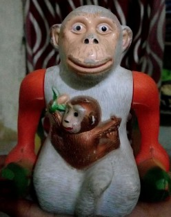 The Large Hearted Monkey