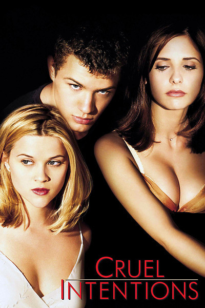 Poster for Cruel Intentions. Property of Columbia Pictures.