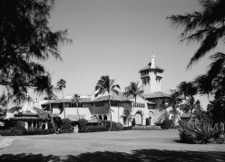 The Trump Mar-a-Lago Club in Florida doubled its new-member fees to $200,000 plus $14,000/year dues