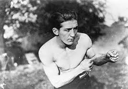 Georges Carpentier was a hard punching light heavyweight Champion and heavyweight contender during his prime.