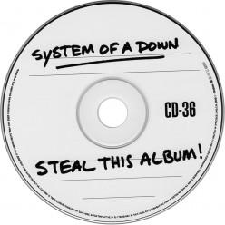 Review: Steal This Album! By American Nu-Metal Band System Of A Down