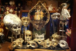 Venetian Mask-Making
