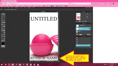 Make a Kindle Ebook Cover for Free—Without Photoshop