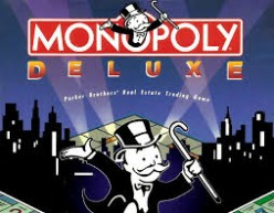 This is the 60th Anniversary Edition of Monopoly.