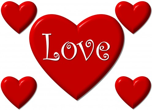 Love is the most positive and powerful feeling that can be expressed by humans.
