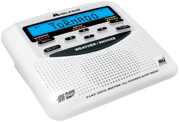 A weather radio