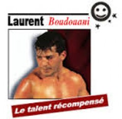 As a Professional Boudouani won the jr. middleweight crown and as an amateur he won a silver medal in the 1988 Olympics.