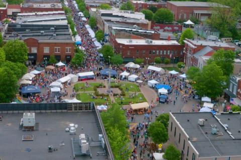 Franklin, Tennessee Main Street Festival