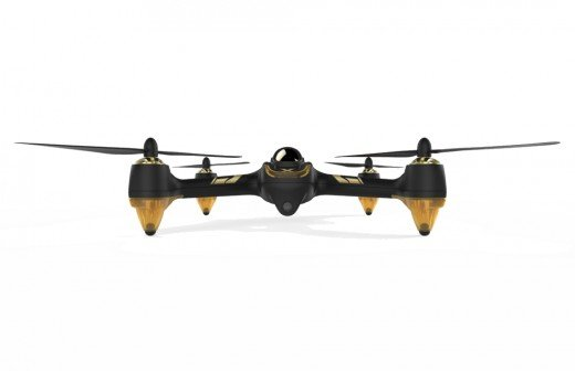 Latest GPS Drone from Hubsan Technology