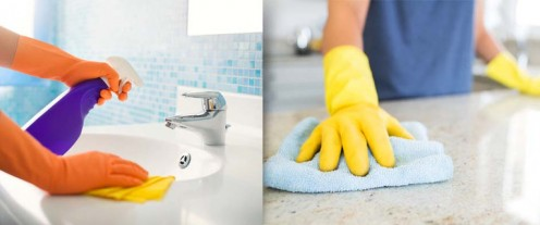 Scope of Work Of Apartment-bond Cleaning