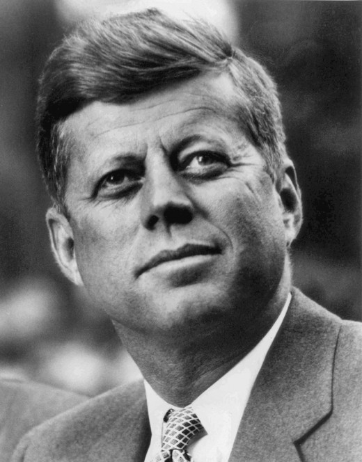 John F. Kennedy, Was Birth Number 2 person.