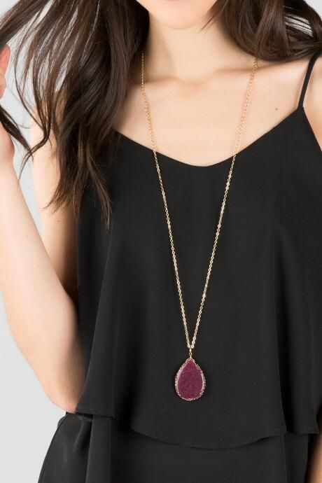 Long pendant necklaces can cause all sorts of problems while dancing salsa
