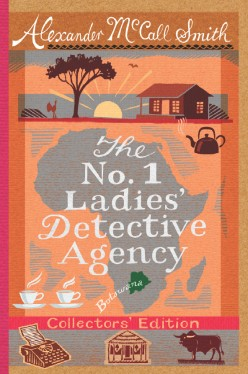 Case Closed: Why I Greatly Enjoy Alexander McCall Smith's Mystery Novels